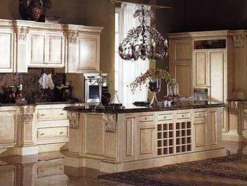 Кухня Creta kitchen Jumbo Collection