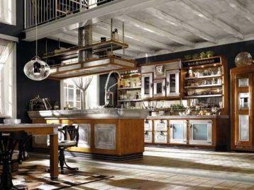 Кухня Bar & barmen Marchi Cucine