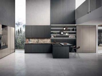 Кухня Bluna Metal 4.0 Binova