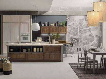 Кухня EVA IN STILE MODERNO Arrex