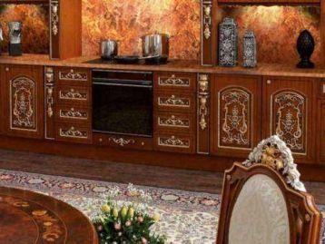 Кухня Margareth Asnaghi Interiors