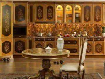 Кухня Suprema Asnaghi Interiors