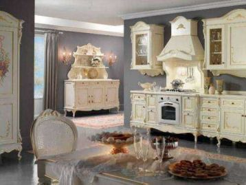 Кухня Barocchina Lubiex