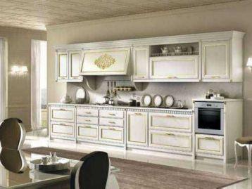 Кухня Demetra Lubiex