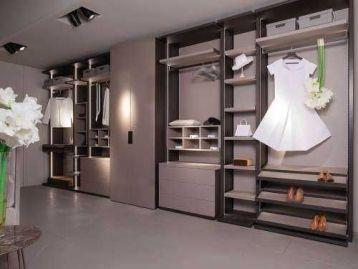 Гардеробная Montecarlo walk-in closet Fimes