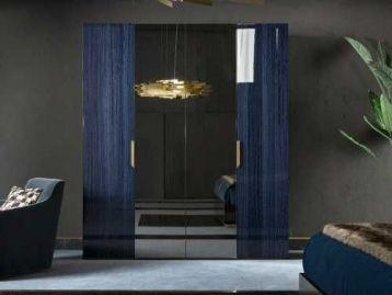 Шкаф 4-х дверный Oceanum Alf