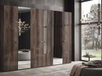 Шкаф с зеркалами Matera Alf