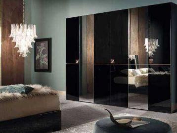 Шкаф 6-ти дверный Mont Noir Alf