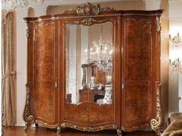 Шкаф с зеркалами Firenze Barnini Oseo