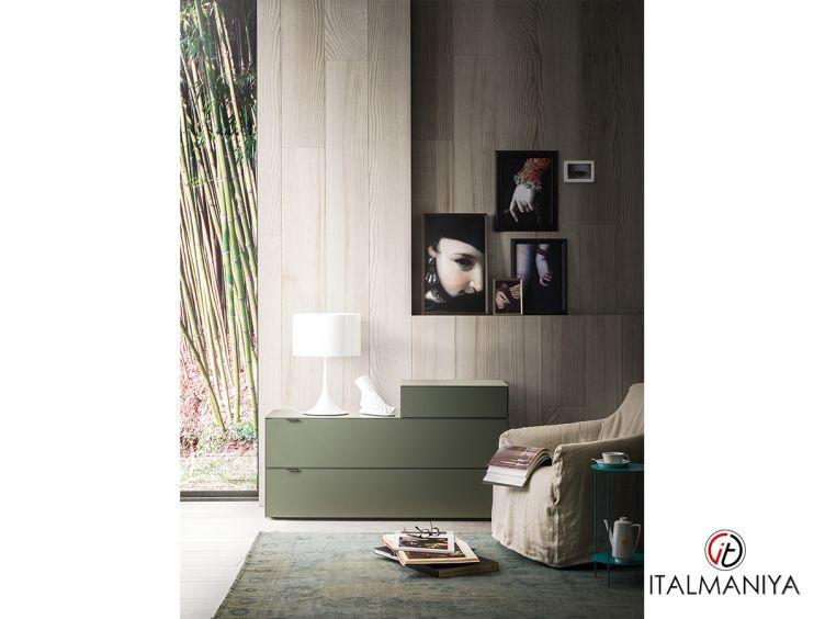 Фото 1 - Комод Fil фабрики Alf (производство Италия) в современном стиле из массива дерева