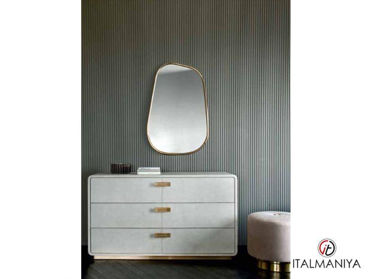 Фото 1 - Комод Club фабрики Rugiano (производство Италия) в современном стиле из металла