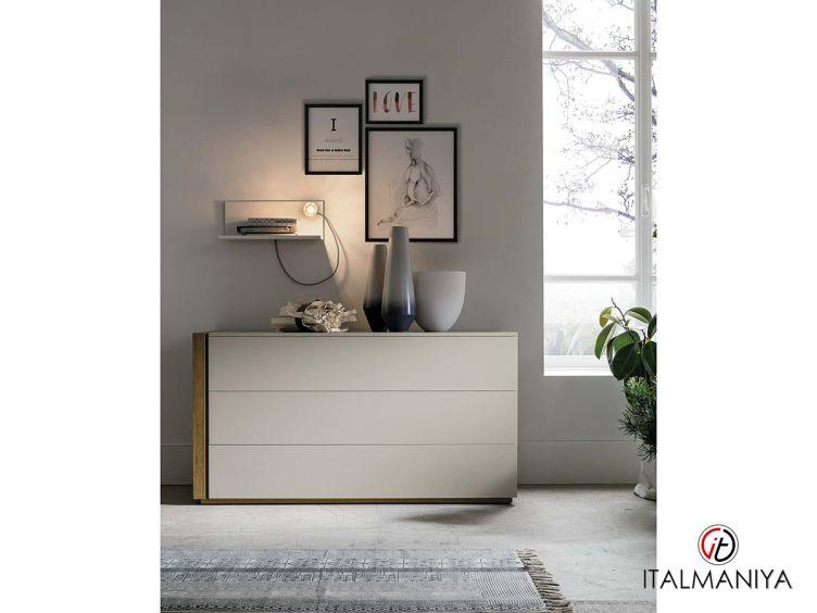 Фото 1 - Комод Capitol фабрики Tomasella (производство Италия) в современном стиле из МДФ