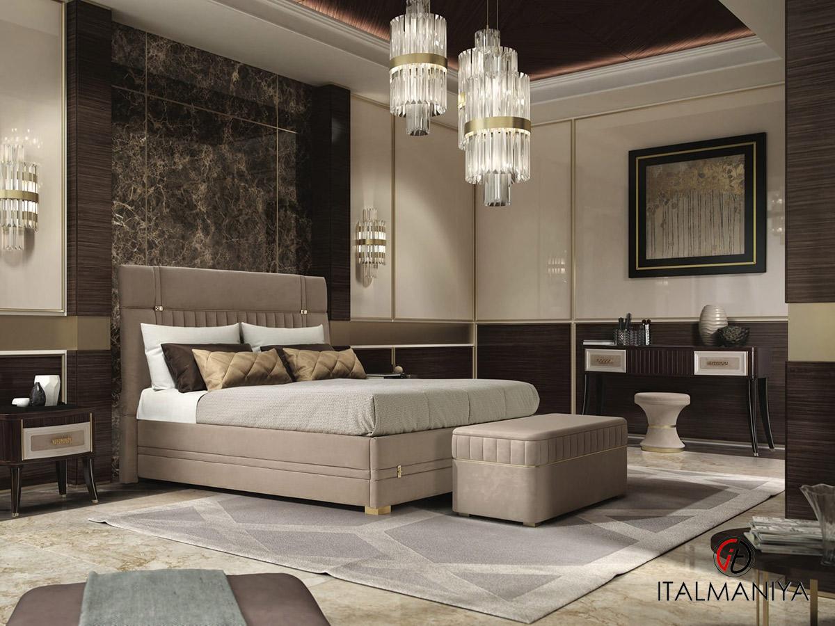 Фото 1 - Кровать Exclusive фабрики A&M Ghezzani
