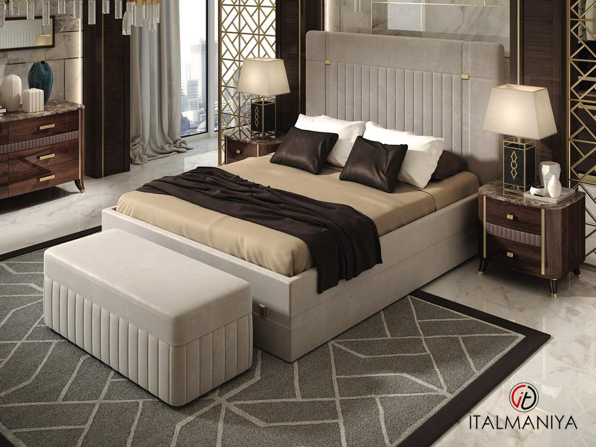Фото 2 - Кровать Exclusive фабрики A&M Ghezzani