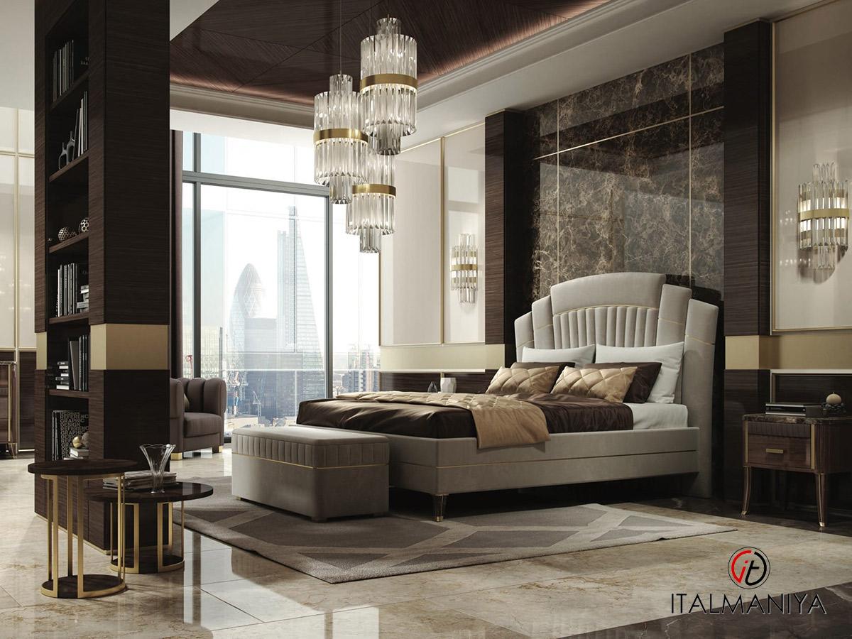 Фото 3 - Кровать Exclusive фабрики A&M Ghezzani