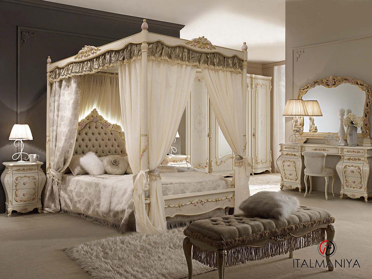 Фото 1 - Кровать Venezia фабрики A&M Ghezzani