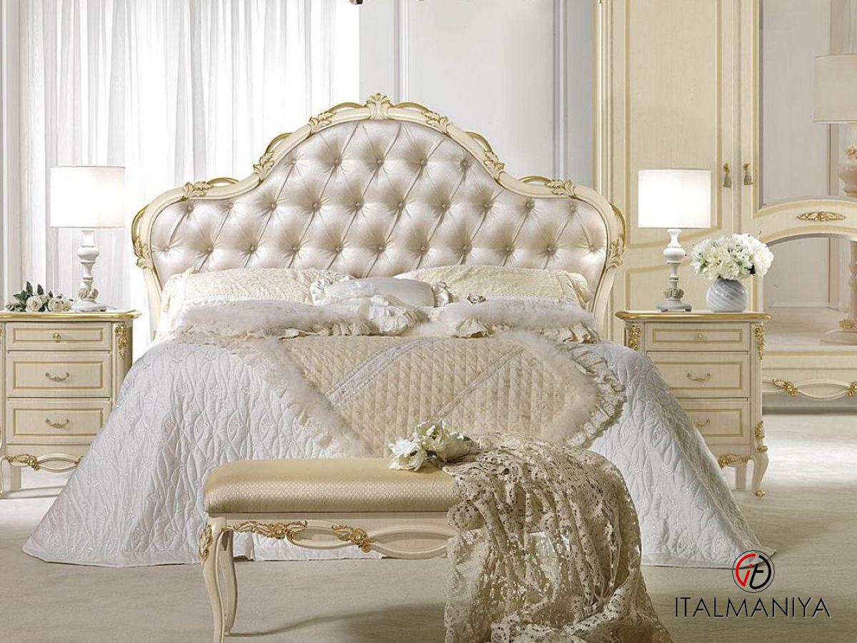Фото 1 - Кровать Signoria фабрики Antonelli Moravio