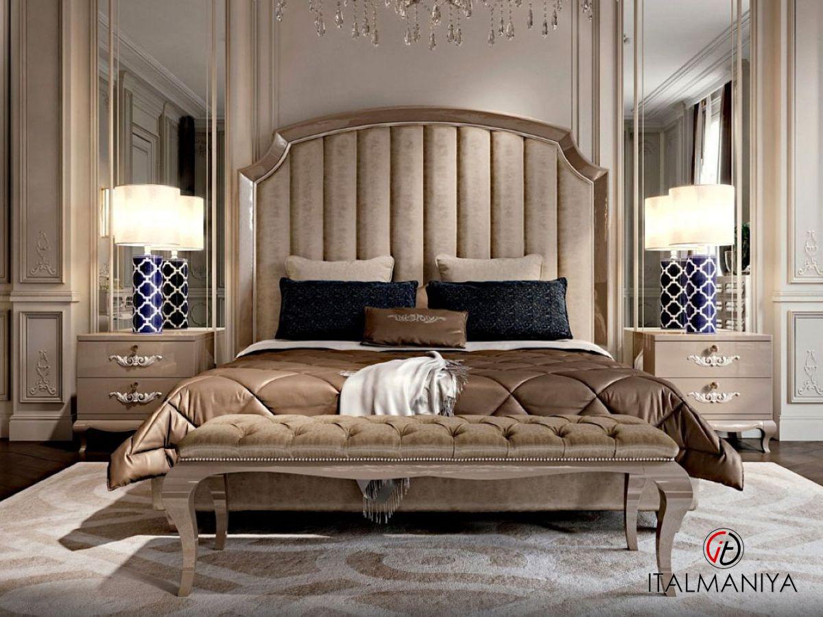 Фото 1 - Кровать Chelsea фабрики Cavio