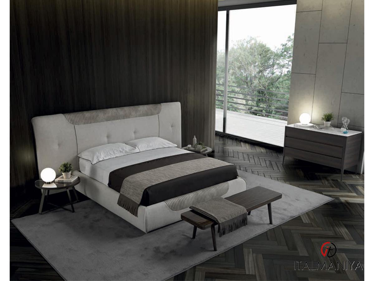 Фото 3 - Кровать Charlie фабрики Conte