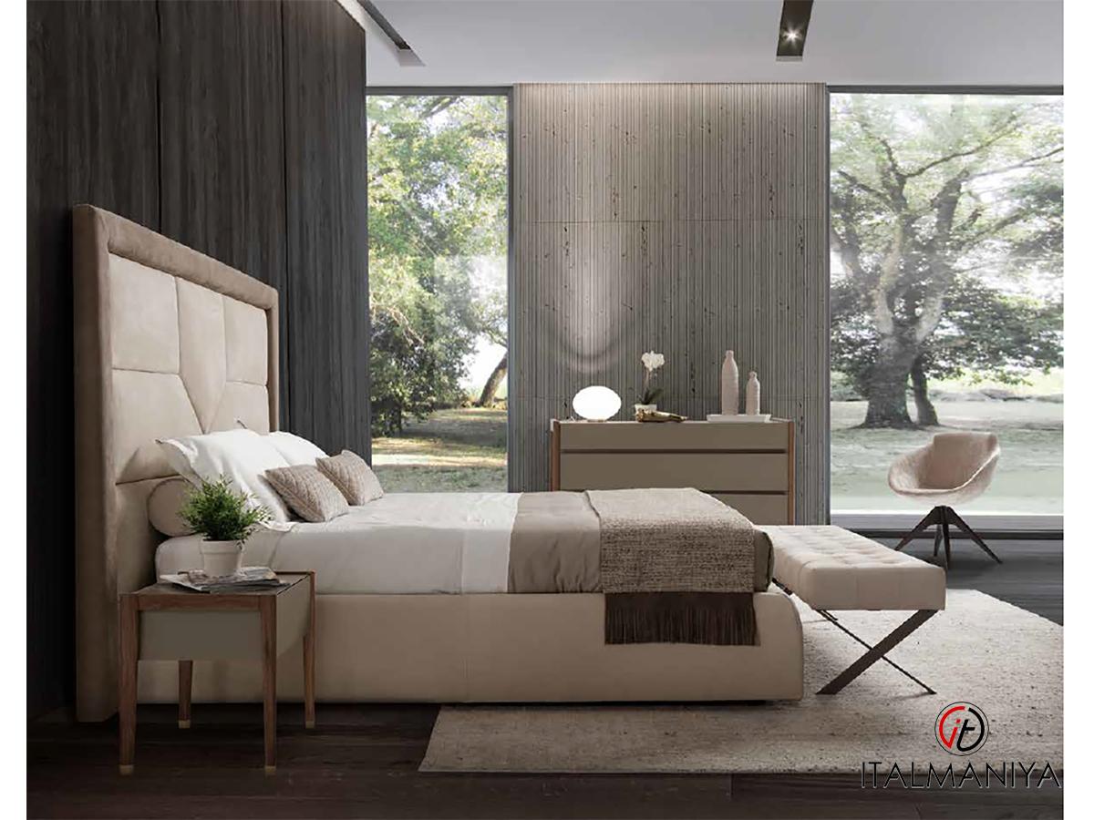 Фото 3 - Кровать Versailles фабрики Conte