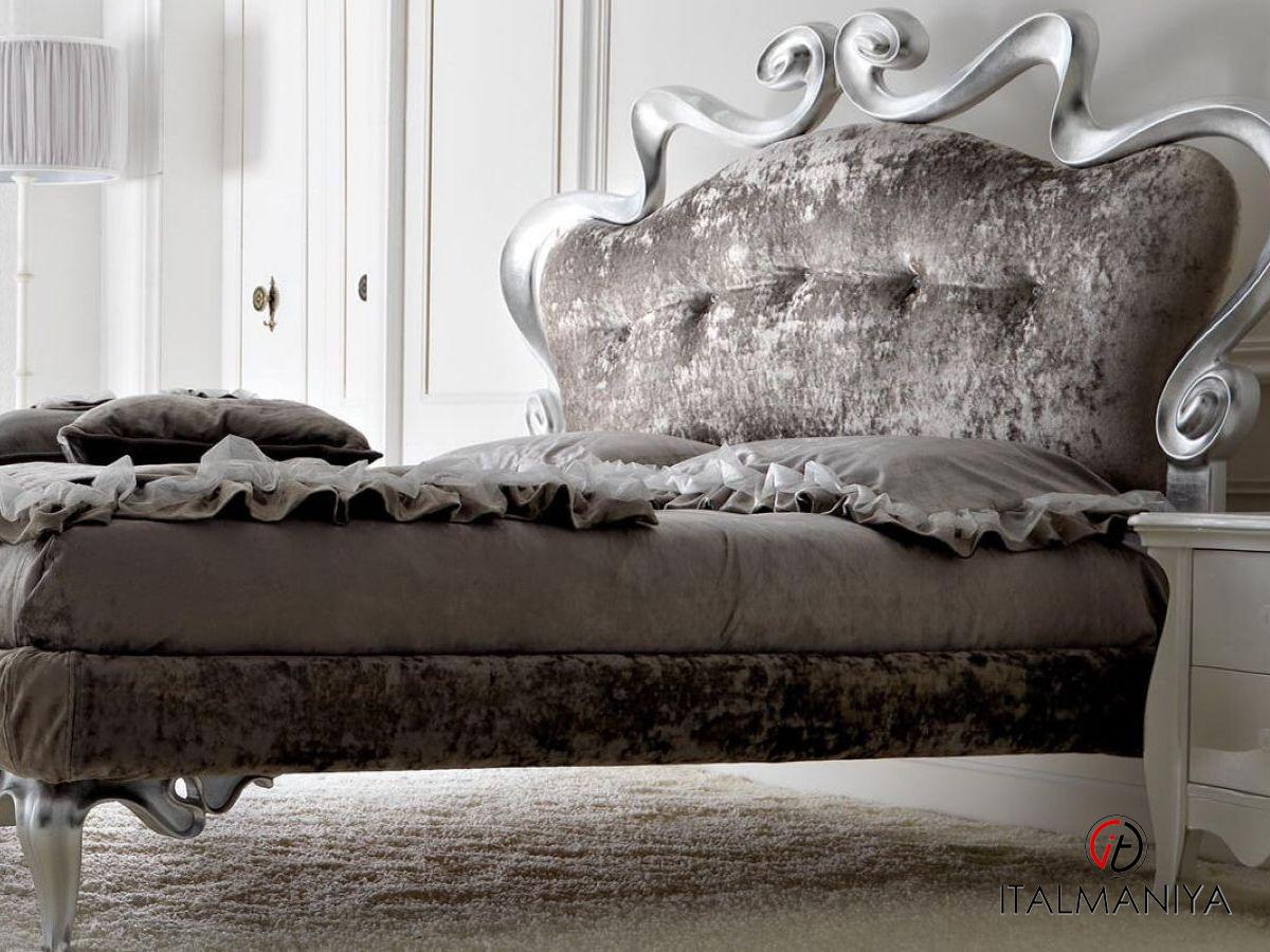 Фото 3 - Кровать Melissa фабрики Corte Zari