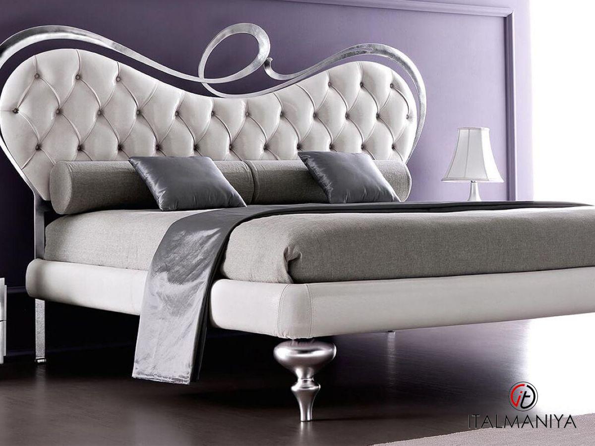 Фото 2 - Кровать Romeo фабрики Corte Zari