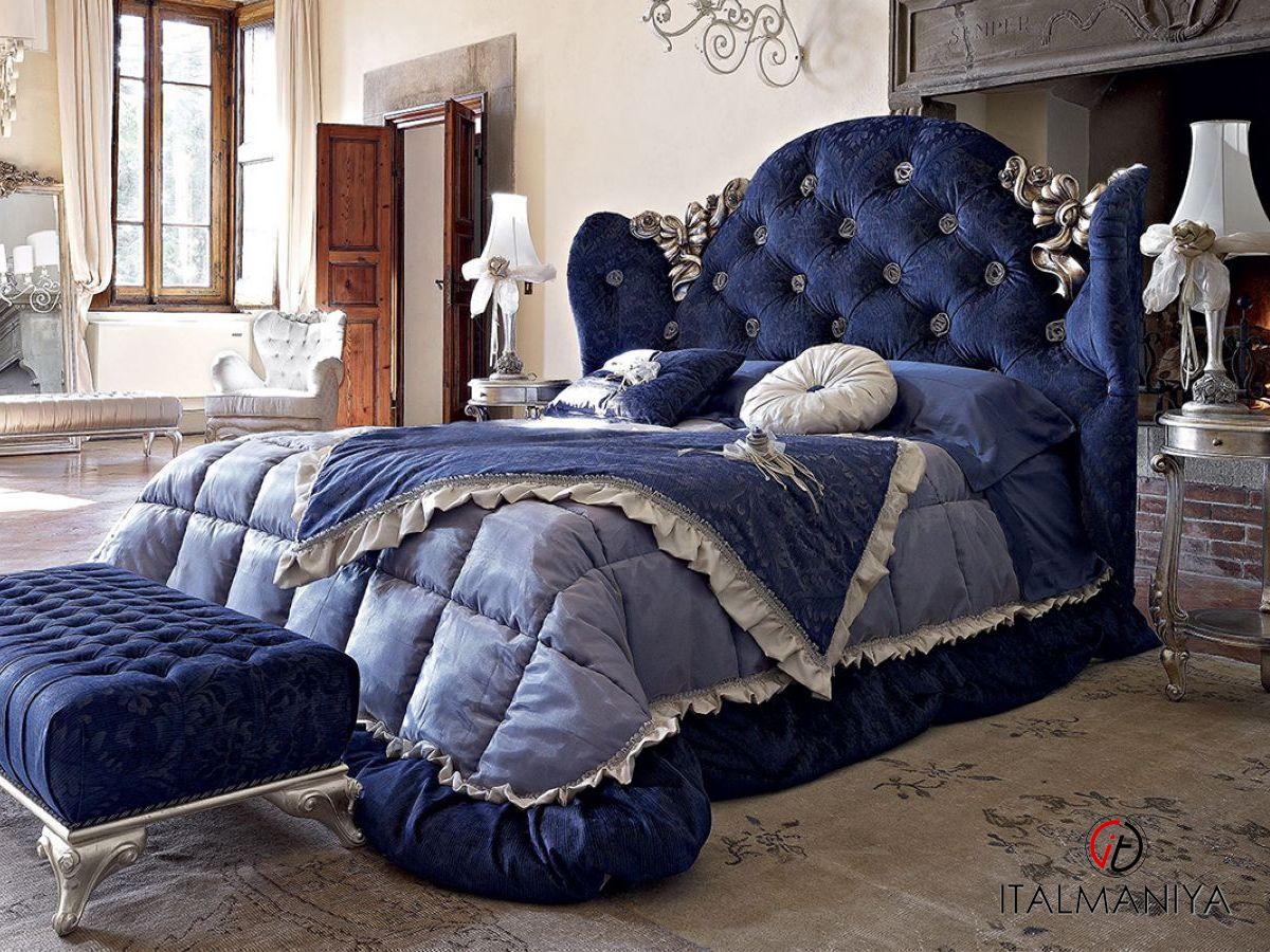 Фото 1 - Кровать Mafalda фабрики Volpi