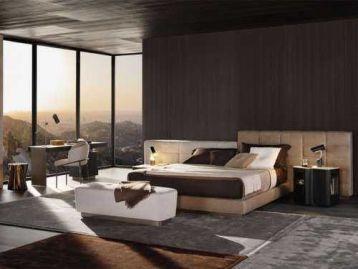 Кровать Lawrence Bed Minotti