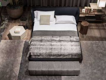 Кровать Reeves Bed Minotti