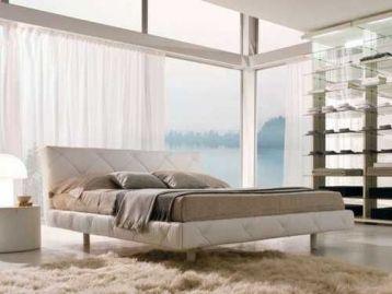 Кровать Soft La Falegnami