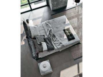 Кровать с 2-мя мягкими подушами Dream Tomasella