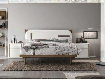 Кровать с двумя накладными карманами Tasca ring 60 Tomasella