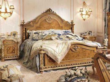 Кровать Old classic Riva