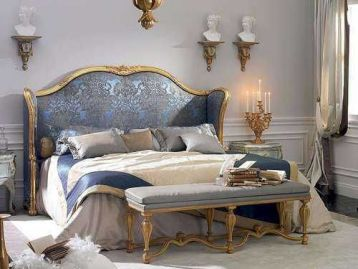 Кровать Nuvole e sogni Versailles Roberto Giovannini