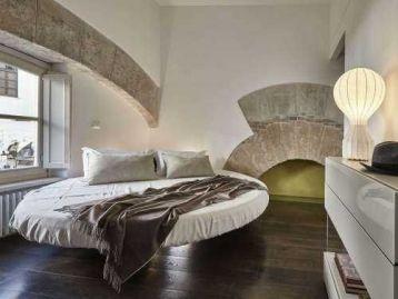Кровать Fluttua Rotondo Lago