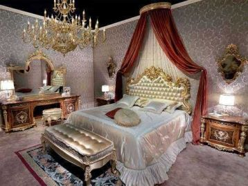 Кровать Noemi Carlo Asnaghi