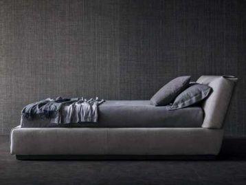 Кровать Gentleman Flou