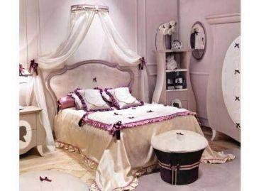 Кровать Silhouette Giusti Portos