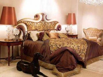 Кровать Barone Zanaboni