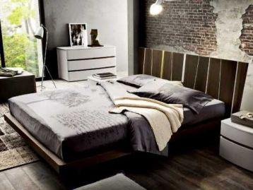 Кровать Shangai Legno Zanette