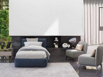 Кровать Merkurio Flou