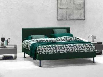 Кровать Notturno Flou