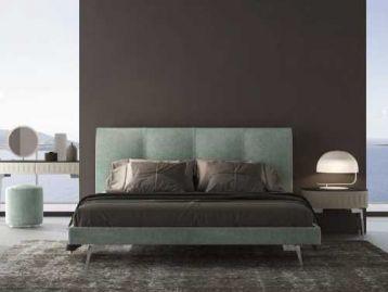 Кровать с низким изголовьем Oceano Signorini & Coco