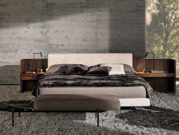 Кровать Brasilia Minotti