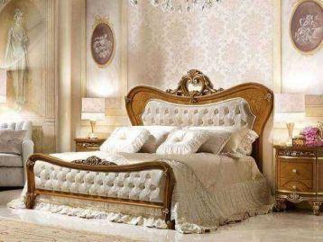 Кровать Diamante Barnini Oseo