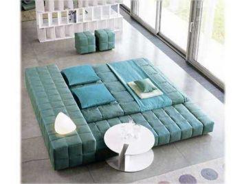 Кровать Squaring Bonaldo