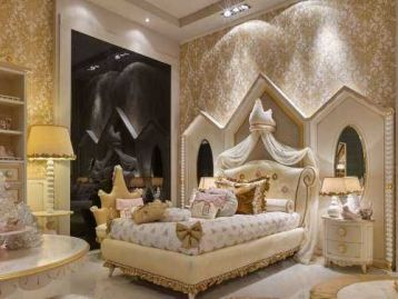 Кровать Littel Princess Ebanisteria Bacci