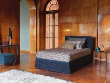 Кровать Notturno Shabby Chic Flou