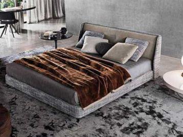 Кровать Spencer Bed Minotti