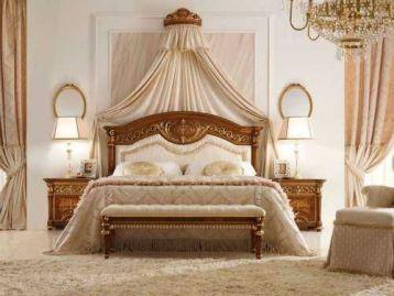 Кровать Luigi XVI Valderamobili